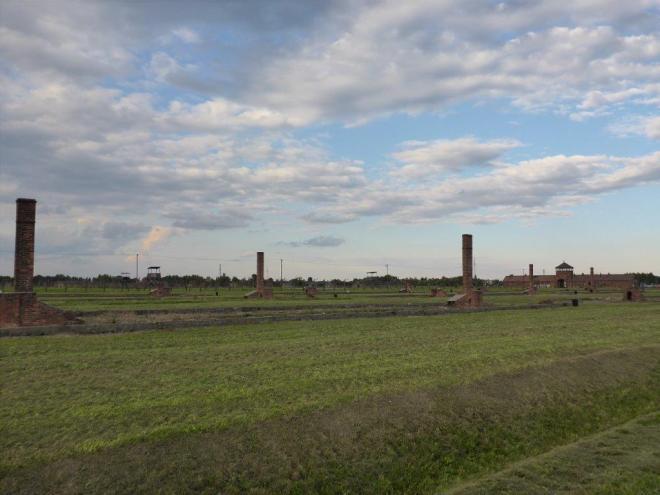 Auschwitz II Birkenau 7