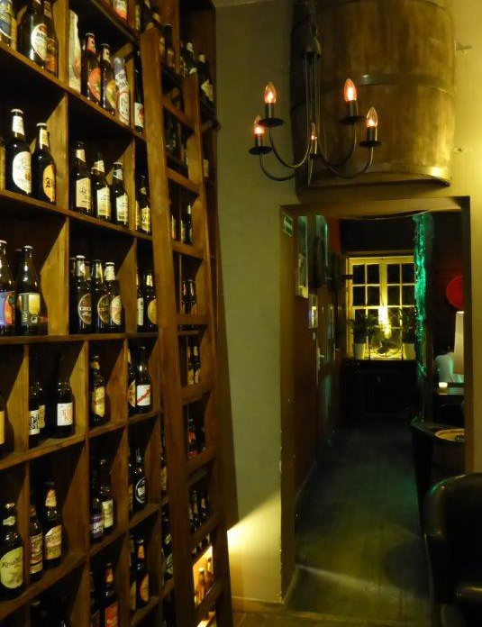 Basilium bar in Poznan 3