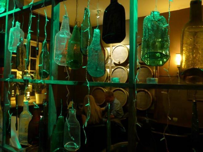 Basilium bar in Poznan