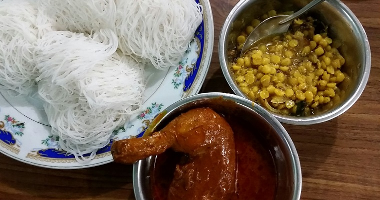 Food tour in Colombo