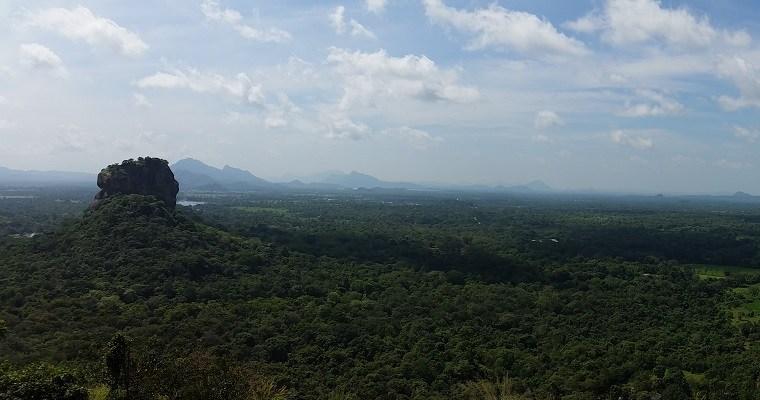 Skip Sigiriya Rock, hikePidurangala Rock instead!