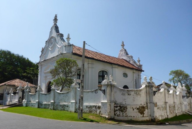 Galle Dutch Church.