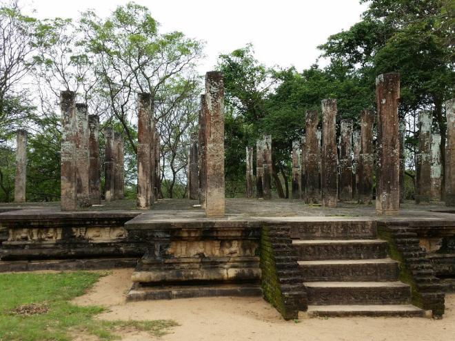 Alahana Pirivena in Polonnaruwa 3