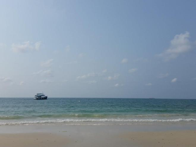 Calm atmosphere on Koh Samet