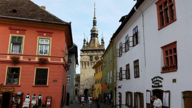 Sighisoara, Romania5