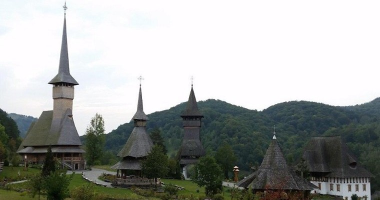 The wooden Churches of Maramureş