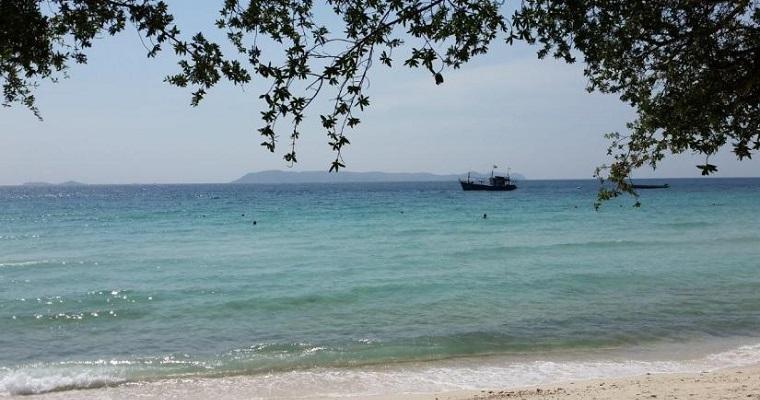 The Pattaya area