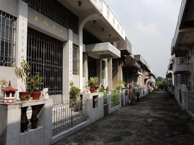 Chinese Cemetery. Manila, Philippines