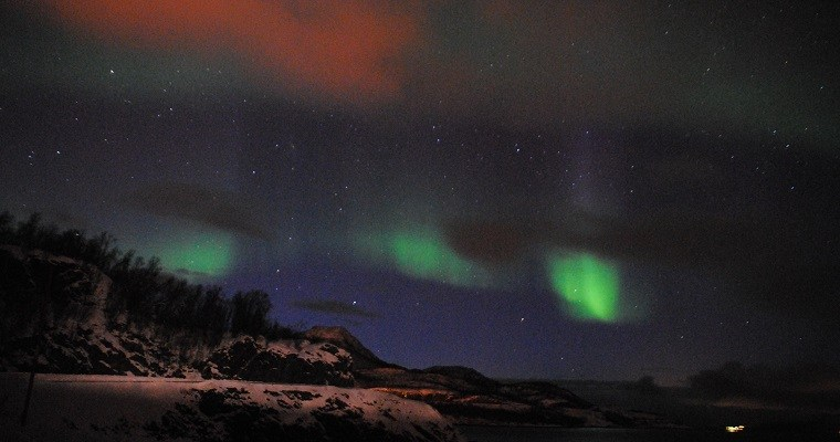 Chasing the Northern Light!