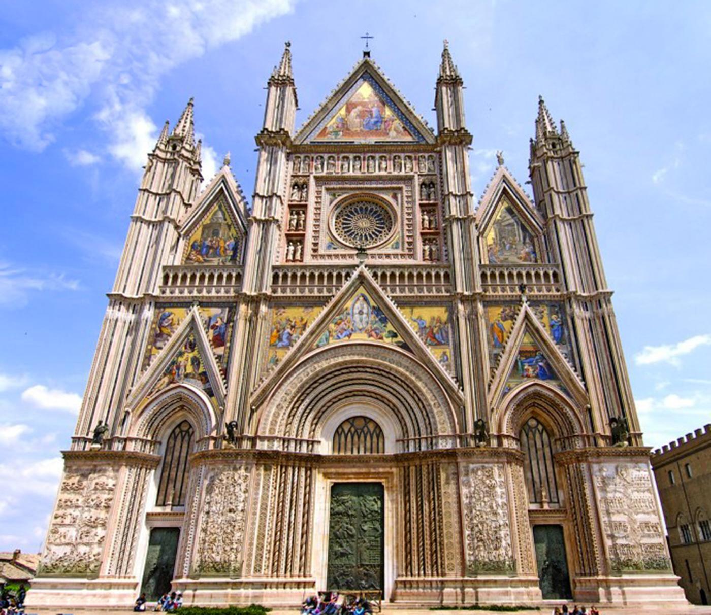 Restauro conservativo al Duomo di Orvieto