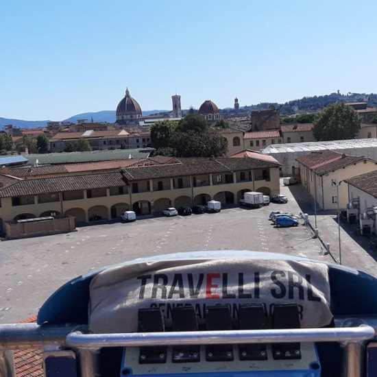 Travelli srl for Fortezza da Basso