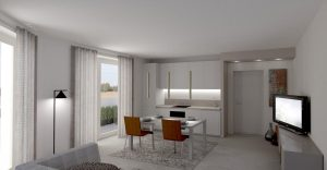 appartamento tipo complesso i cipressi