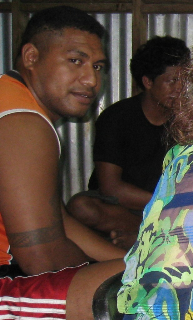 Kava Ceremony - Close Up 2