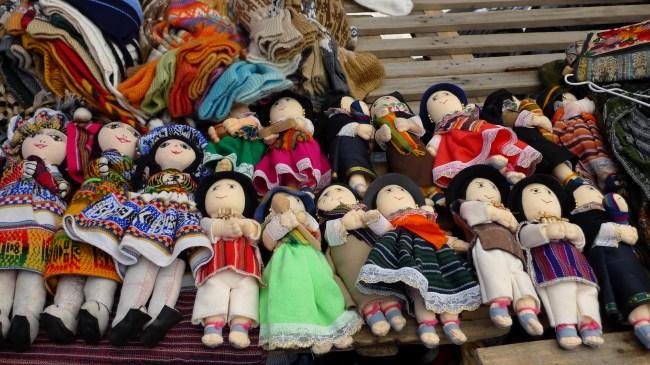 P1010281 - Ecuador Dolls