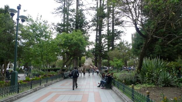 P1030167 Cuenca Central Square