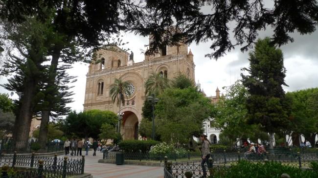 P1030170 Cuenca Central Square - Copy