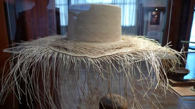 P1030205 Unfinished Panama Hat - Copy