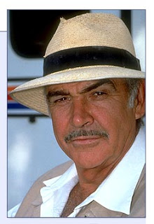 Sean Connery Panama Hat