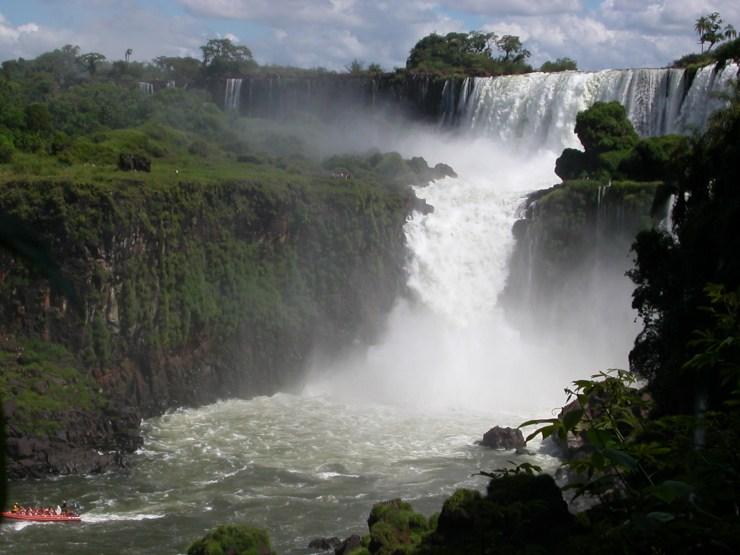 Argentina (628) Iguazu Falls Devil's Throat
