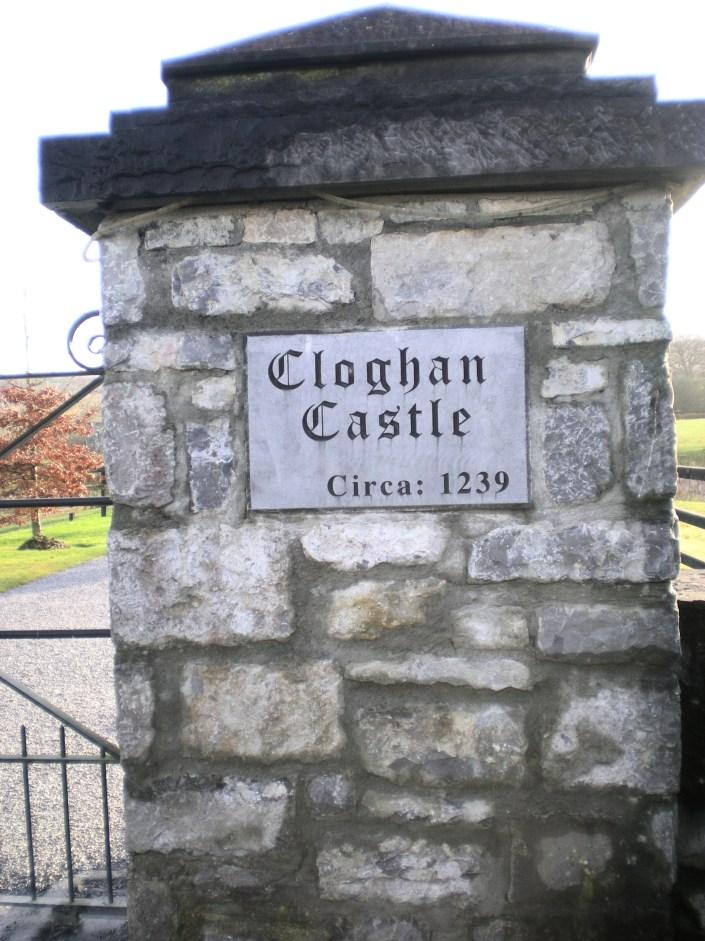 222 Cloghan Castle~