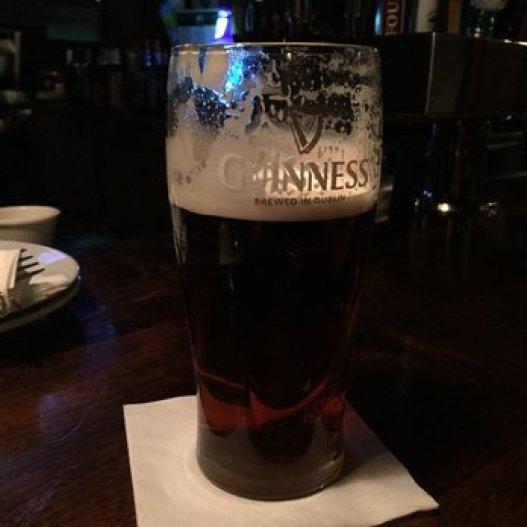 Guinness Half Full
