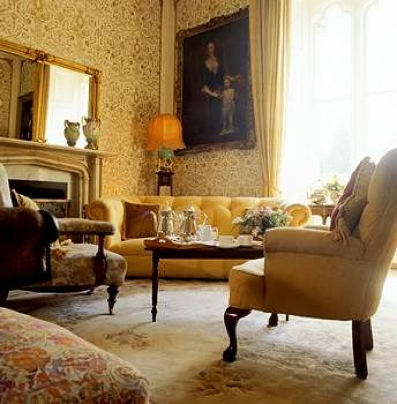 Cabra Castle Tea Room~ - Copy
