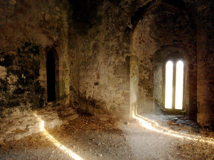 Leap Castle Interior 1