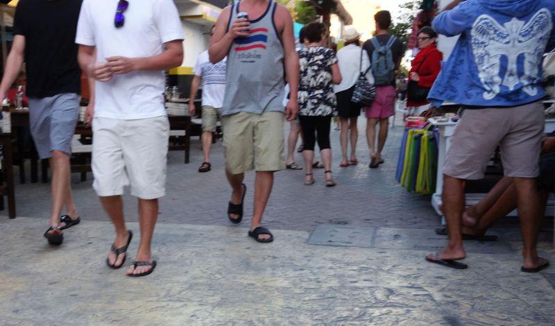 DSC08633 People Walking On Street~