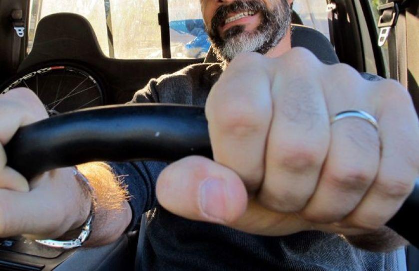 David White Knuckles