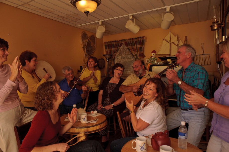 Maritimes Kitchen Party