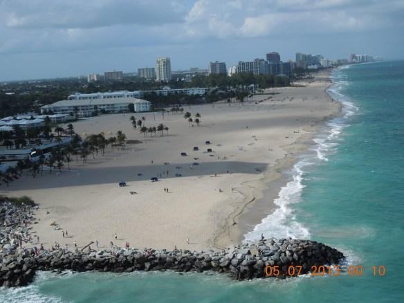 城南的大沙滩