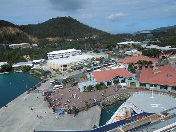 圣.托马斯码头