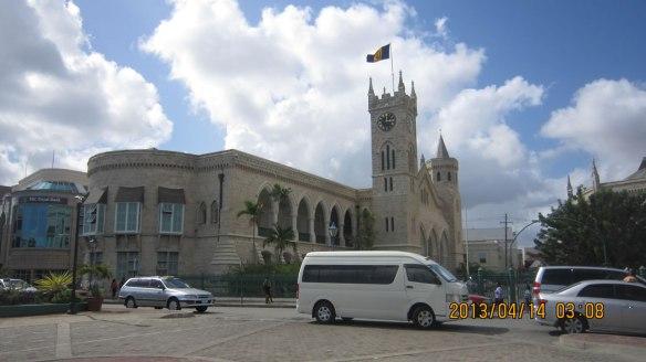 巴巴多斯国民议会大厦