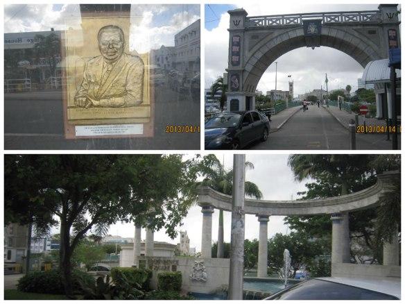独立之父与独立纪念广场