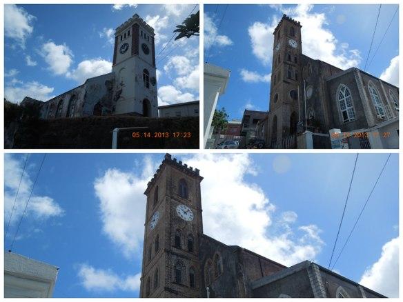 教堂街上的三座教堂