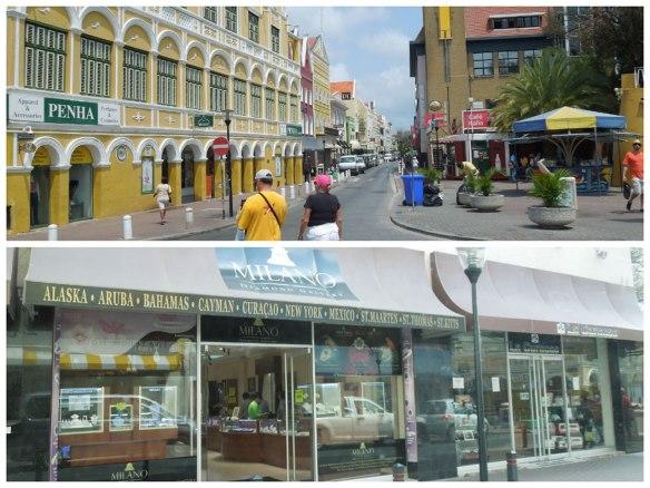 城内商业街