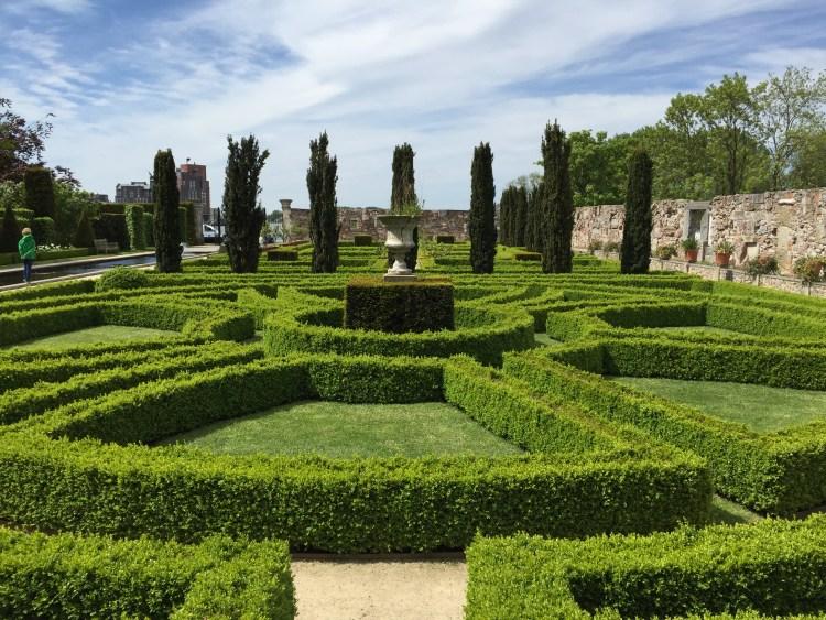 Tuin Villa Augustus