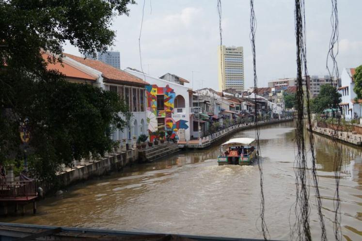 Melakka river