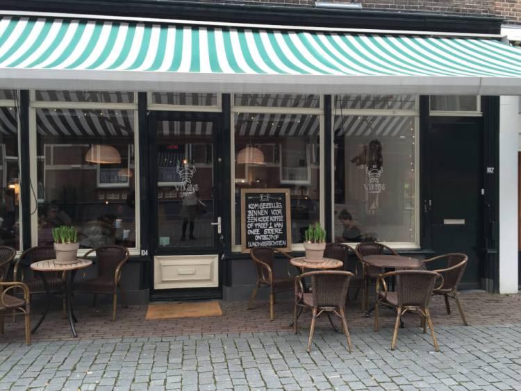 VIking Nijmegen hotspots