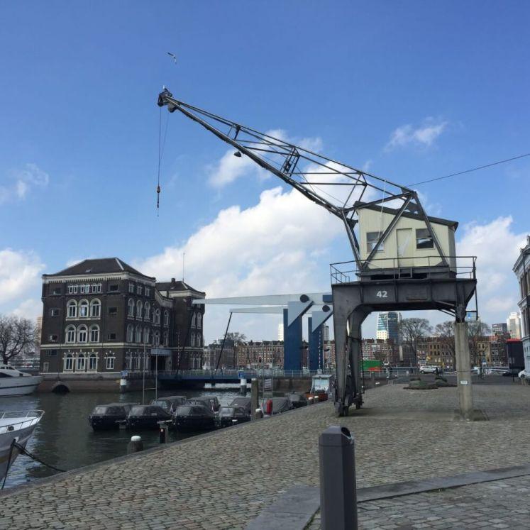 Travelplog Rotterdam