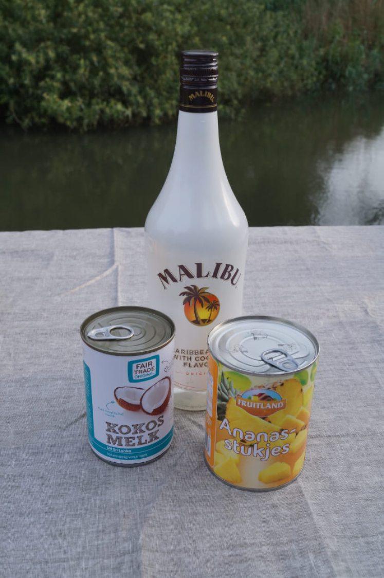 Cocktail ijsjes