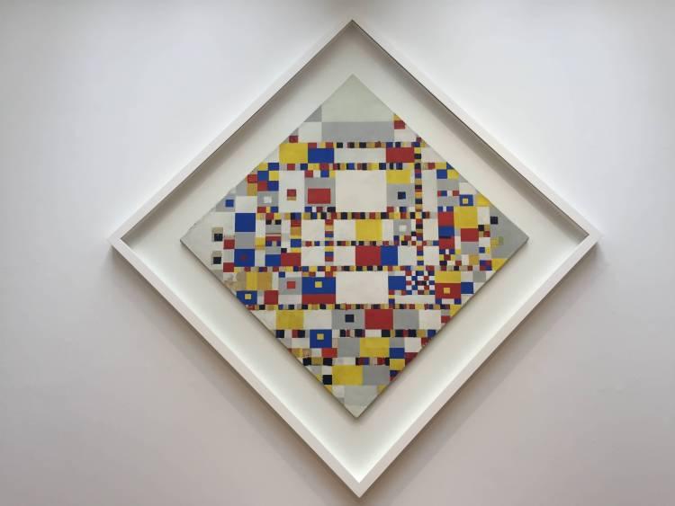 Mondriaan Stedelijk museum Den Haag