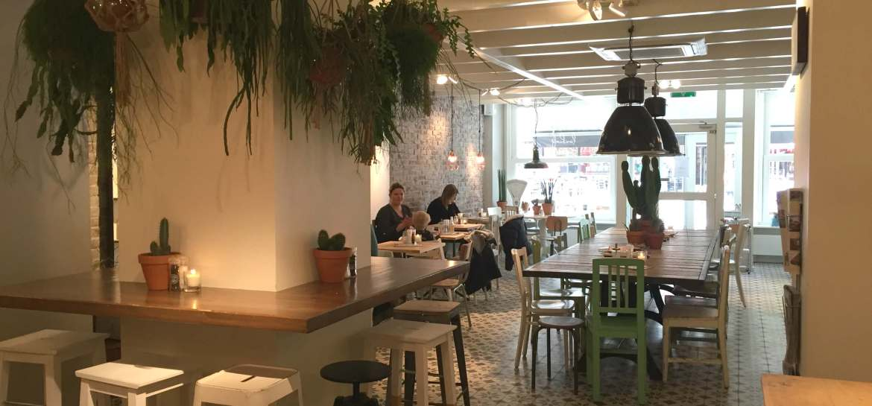 Lunchcafe Nieuwland Tilburg