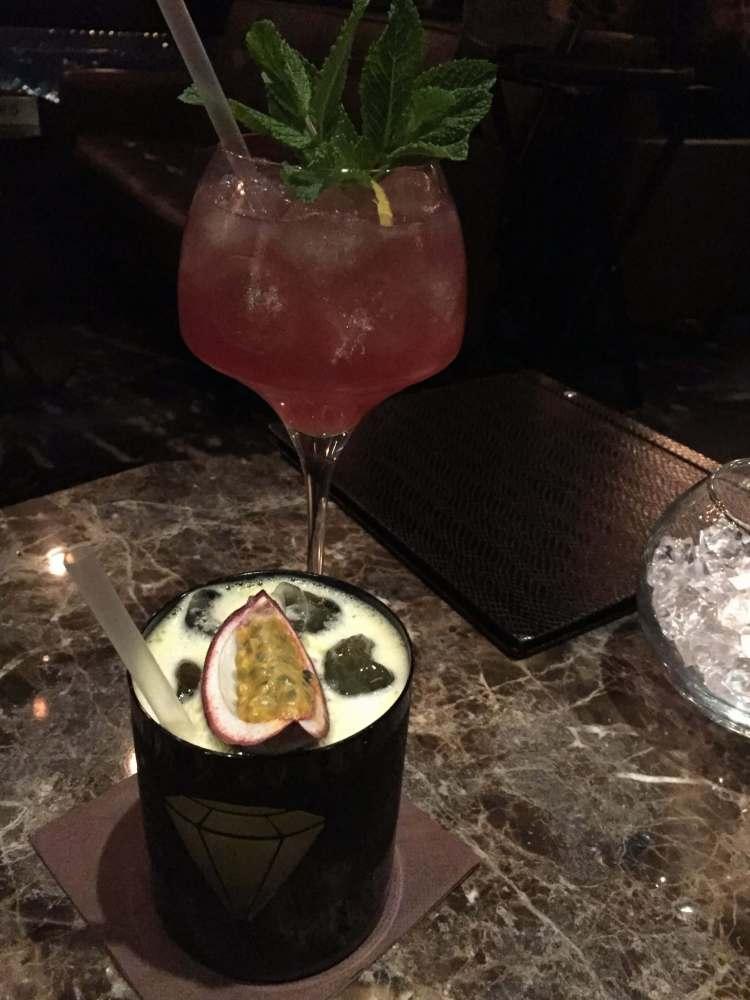Marriot Cocktailbar Warsaw