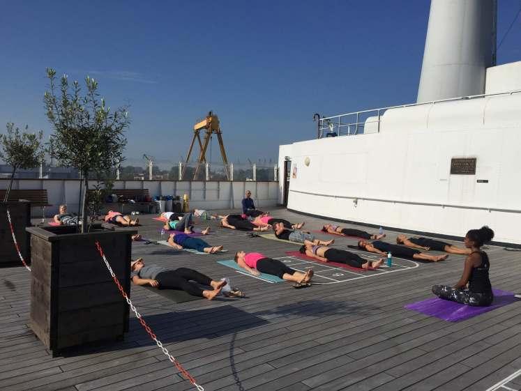 Yoga SS Rotterdam