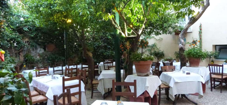 De Beste Restaurants Van Taormina Sicilie