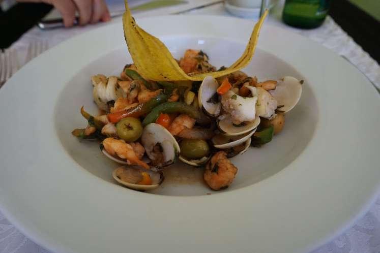 Top 5 restaurants Havana Cuba