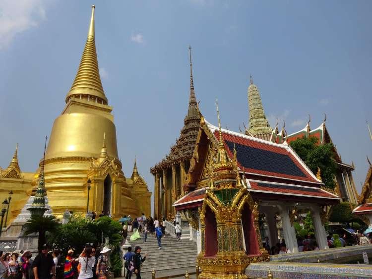 Bangkok tempels