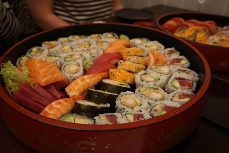 Sushi Leuven