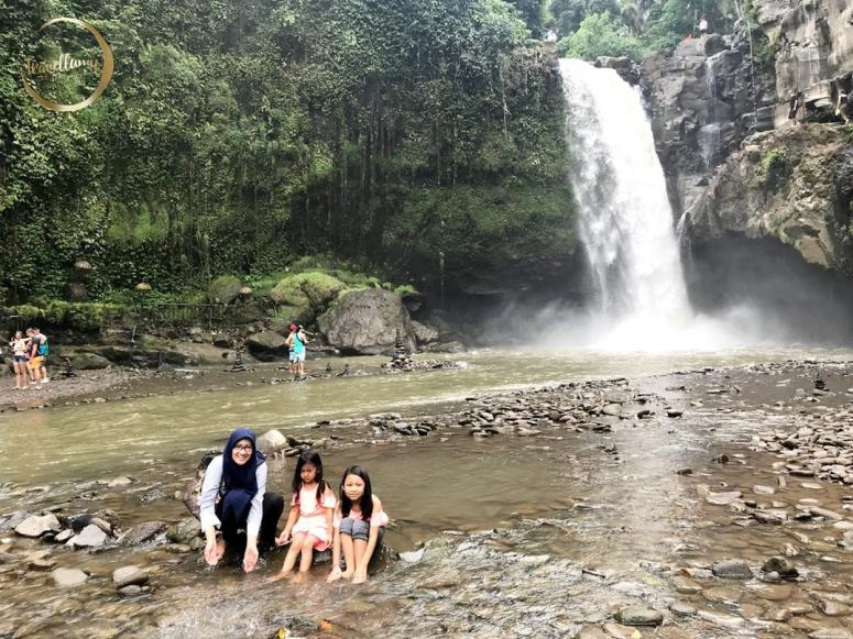 Air Terjun Blangsinga di Gianyar Bali